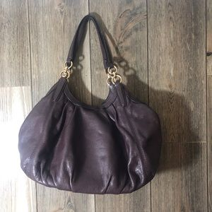 Coach Bags - Coach Leather Hobo Slouch Shoulder Bag